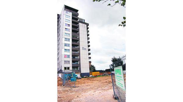 a9a9cb983a9899 Bauprojekt NORDENHAM  Ladenzeile soll Ende des Jahres fertig sein