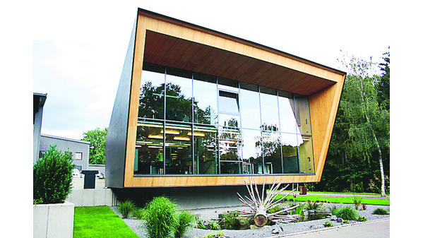 Bauwerk oldenburg junge architekten beenden den sommer for Architektur oldenburg