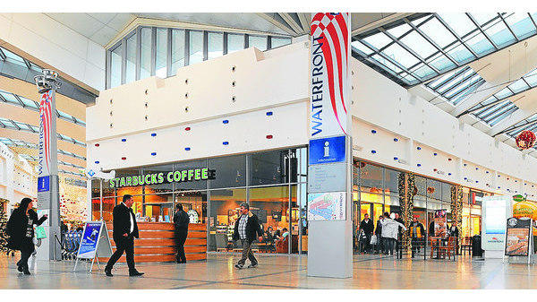 """Einkaufszentrum BREMEN: """"Waterfront"""" hat sich etabliert"""
