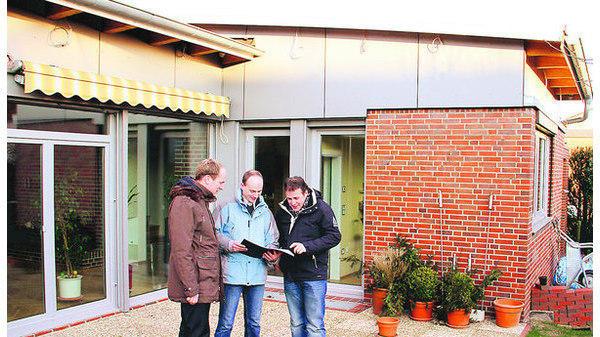 Altbausanierung OLDENBURG: Energiespar-Haus mit Charme der 70er