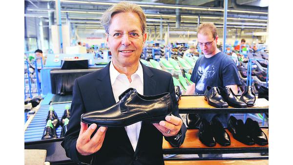 buy online 00048 55151 Lloyd Shoes: Umsatz gern eine Nummer größer