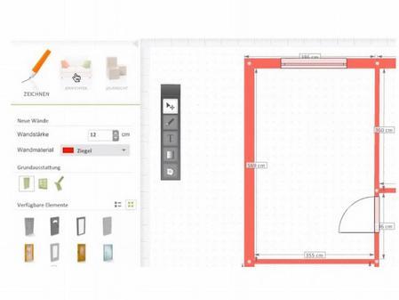 Bequem planen gratis wohnungseinrichter mit 3d ansicht for 3d wohnung planen