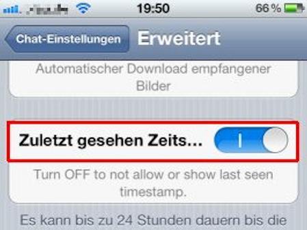 Whatsapp Zuletzt Online Ausschalten Whatsapp Zeitstempel