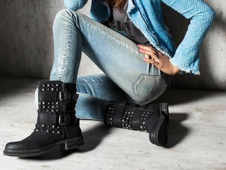 online retailer 7dde2 4a486 Grunge Deluxe» an den Füßen - Düstere Aussichten für die Schuhe