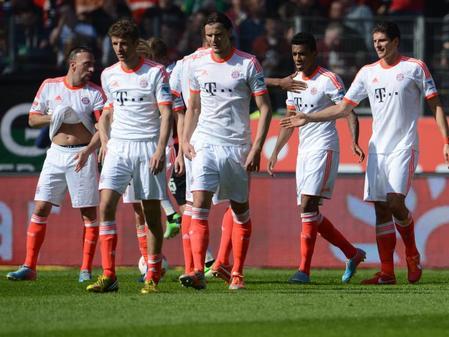 Punkterekord Bundesliga