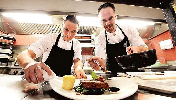 Gastronomie oldenburg sterne koch will auf hohem niveau for Koch nordenham