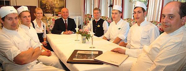 Gastronomie bad zwischenahn ohne mannschaft kein stern for Koch nordenham