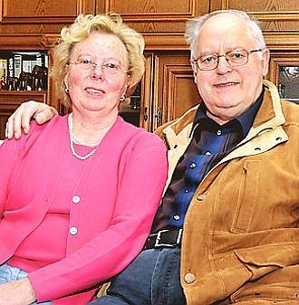 Goldene Hochzeit Wildeshausen Wildeshausens Postler Paar 50 Jahre