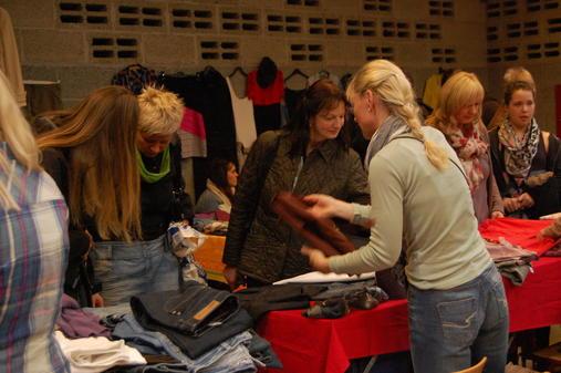 Frauenflohmarkt vechta