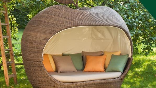 komfort wetterfeste machen sie es sich bequem. Black Bedroom Furniture Sets. Home Design Ideas
