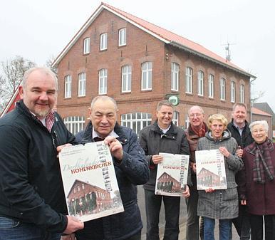 Aktion hohenkirchen dorfkalender mit vielen fotos for Koch nordenham