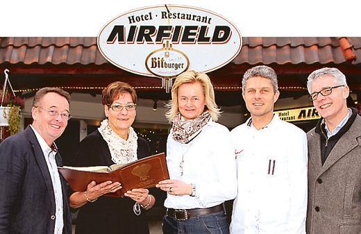 Gastronomie ganderkesee airfield hotel bleibt ein for Airfield hotel ganderkesee