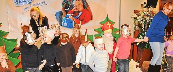 Weihnachtsfeier Theaterstück.Weihnachtsfeier Cappeln Besinnliche Stunden Bei Aktiv 55
