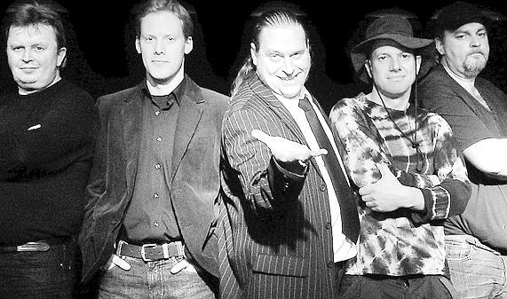 "Vince Blues Band"" in der ""Tränke"""