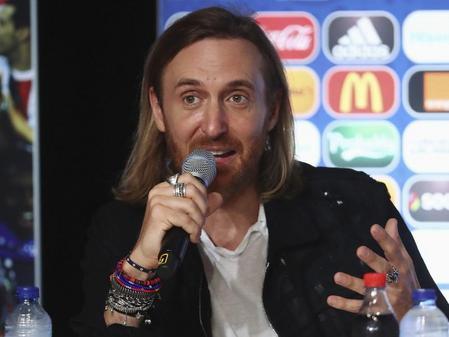Von Guetta Bis Cuba Libre Das Sind Die Em Songs