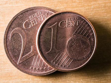 Keine Neue Prägung Ab 2018 Italien Schafft 1 Und 2 Cent Münzen Ab