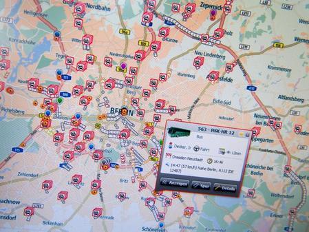 Europas größtes Busunternehmen: Flixbus will Daten statt Busse