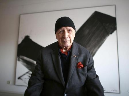 Maler Karl Otto Götz mit 103 Jahren gestorben