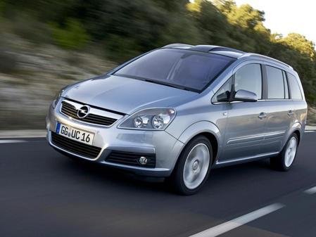 Reich An Platz Und Problemen Opel Zafira B Als Gebrauchter