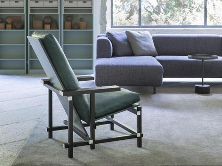 Grüne Möbel im Trend: Die Farbe der Natur fürs Wohnzimmer