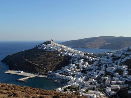 Zu Gast Bei Freunden Urlaub Auf Der Griechischen Insel Astypalea