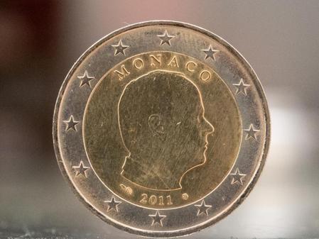 Schätze Im Geldbeutel Manche Euro Münze Hat Sammlerwert