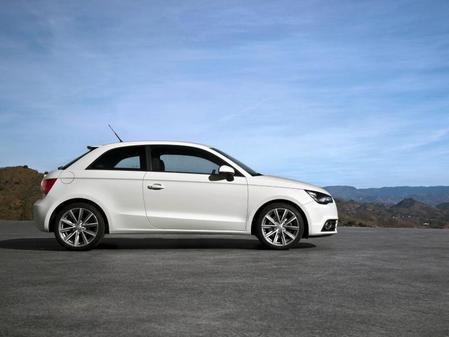 Audi a1 größe