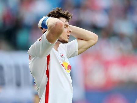 RB Leipzig verkauft Schotten Burke in die Premier League