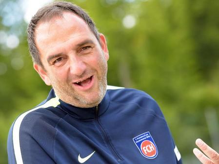 Heidenheim Trainer