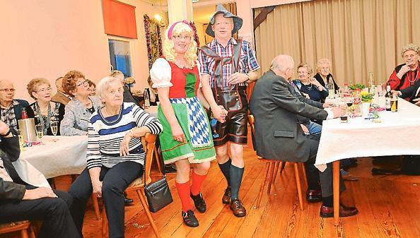 Veranstaltung Berne: Altenclub begrüßt neues Jahr