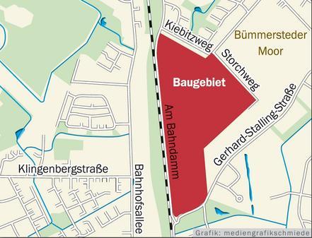 stadtentwicklung tweelb ke neues zw lf hektar gro es baugebiet in oldenburg. Black Bedroom Furniture Sets. Home Design Ideas