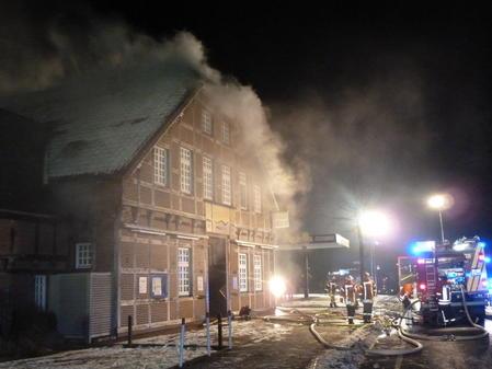 Bad Zwischenahn Feuer