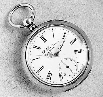 Geschichte: Eine frühe Taschenuhr aus Syke