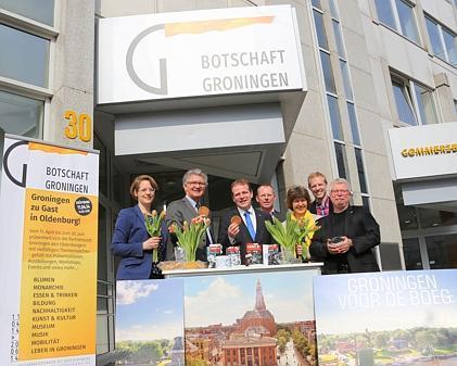 Aoc Terra Groningen : Groningen oldenburg: niederländer geben ihren senf dazu