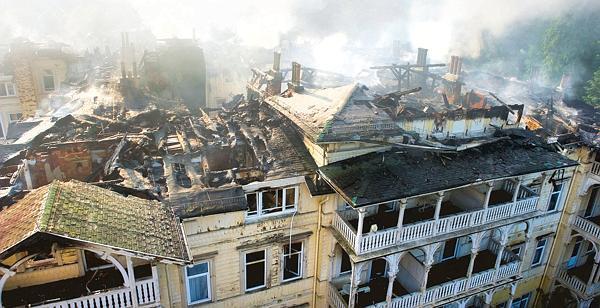 Feuerwehr Hotel Bad Harzburg
