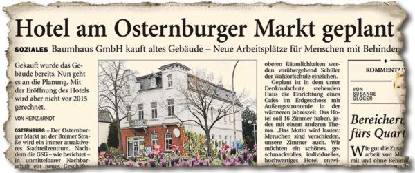 Hotel Villa Stern Oldenburg