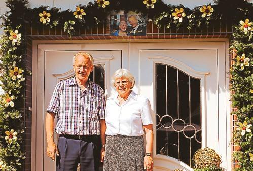 Goldene Hochzeit Ramsloh Paar Verliebte Sich In Ehemaliger