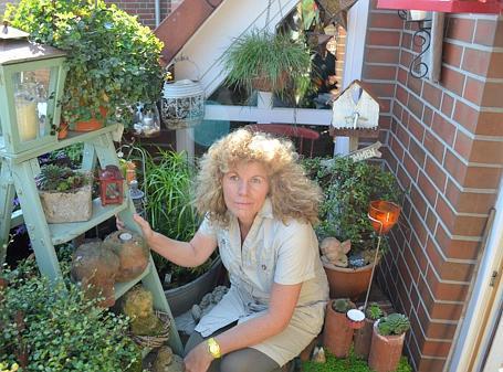 Garten auf balkon eigenes kleines paradies geschaffen for Schmalen garten gestalten