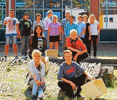 Hauptschulabschluss Delmenhorst Die Haben Eine Chance Verdient