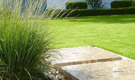 Gartenplanung: Pflegeleicht und repräsentativ