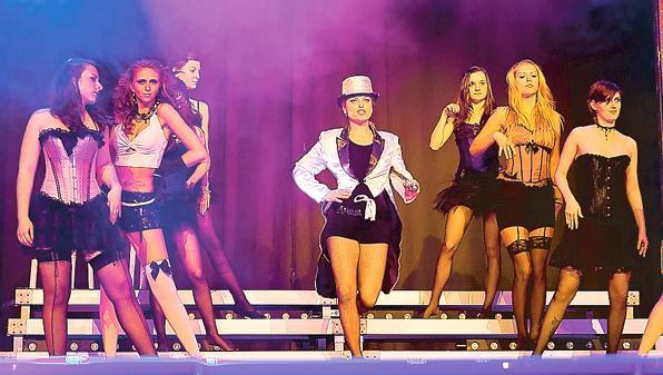 Stage Akademie präsentiert Musical-Nacht
