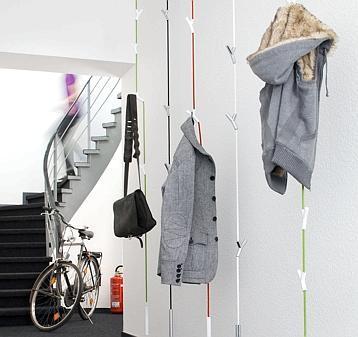 Garderoben Für Schmale Dielen | Haloring