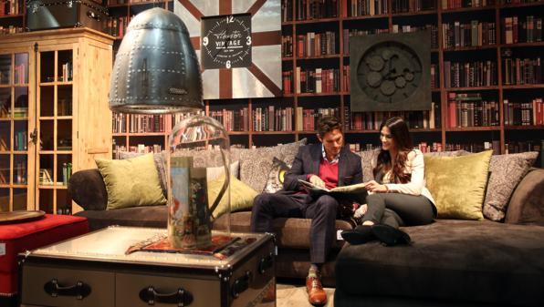 m belmesse imm cologne in k ln probier s mal mit gem tlichkeit. Black Bedroom Furniture Sets. Home Design Ideas