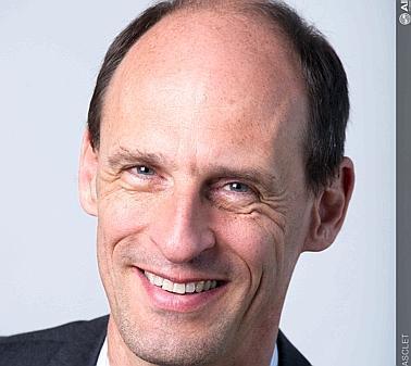 An die Spitze gewählt: Klaus Richter