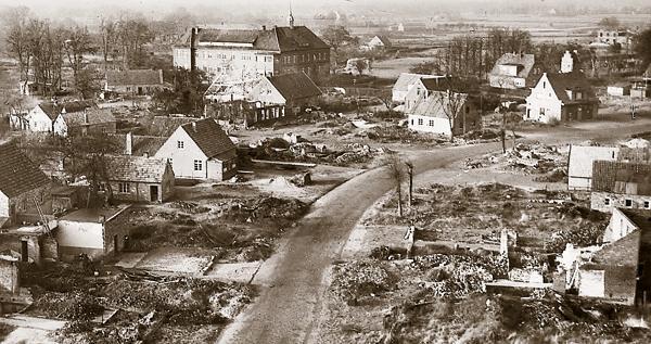Zweiter Weltkrieg: Als Friesoythe In Schutt Und Asche Lag