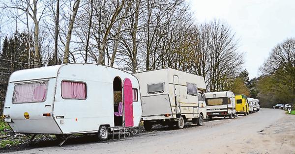 Rotlichtszene In Wardenburg: Prostitution wird auf