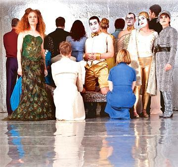 Premiere Oldenburg Eine Hochzeitsfeier Auf Drei Etagen
