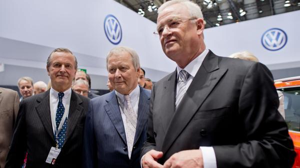 Vw Jahreshauptversammlung Aktionare Schimpfen Auf Machtkampf Mit Piech
