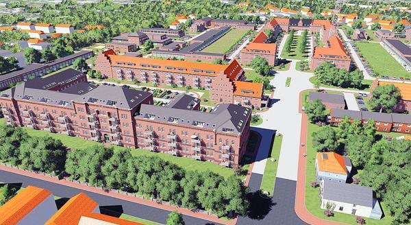 750 wohnungen in oldenburg neues leben in alter kaserne. Black Bedroom Furniture Sets. Home Design Ideas