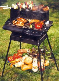 elektrogrills perfekt gebr unte steaks fast ohne rauch. Black Bedroom Furniture Sets. Home Design Ideas